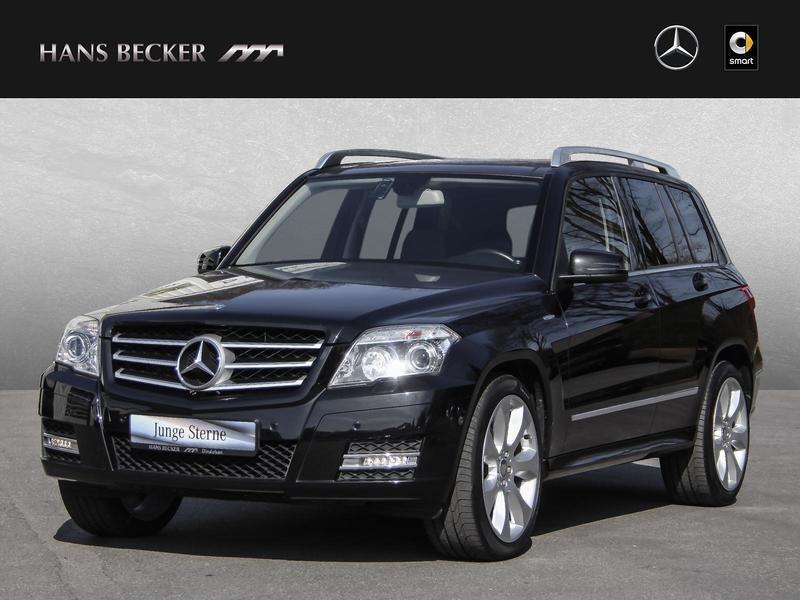 gebraucht Mercedes GLK250 CDI 4M AHK Panorama Sport 20' Navi