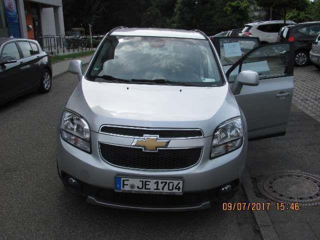 verkauft chevrolet orlando 1 8 lt gebraucht 2011 km in frankfurt am main. Black Bedroom Furniture Sets. Home Design Ideas