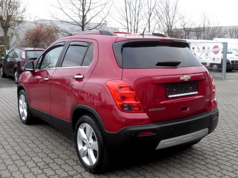 verkauft chevrolet trax lt 4x4 gebraucht 2013 km in magdeburg. Black Bedroom Furniture Sets. Home Design Ideas