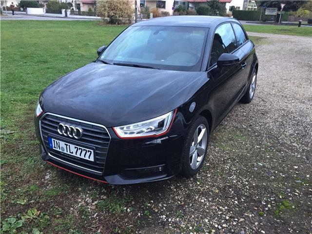 verkauft audi a1 1 4 tdi ultra sport gebraucht 2015 km in gaimersheim. Black Bedroom Furniture Sets. Home Design Ideas