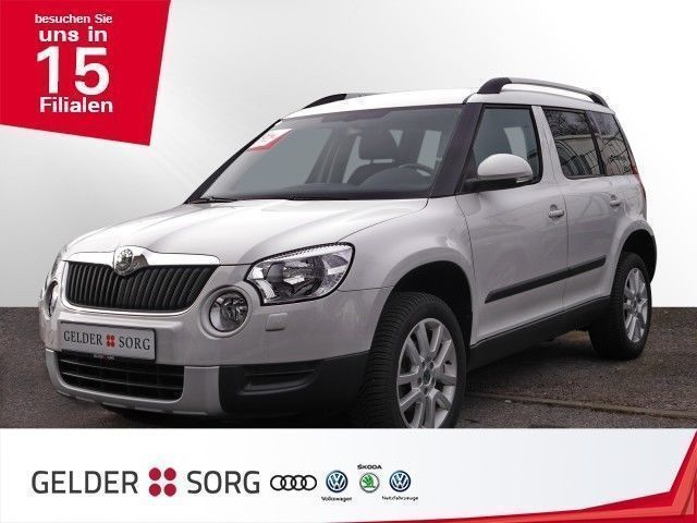 verkauft skoda yeti 2 0 tdi ambition p gebraucht 2010. Black Bedroom Furniture Sets. Home Design Ideas