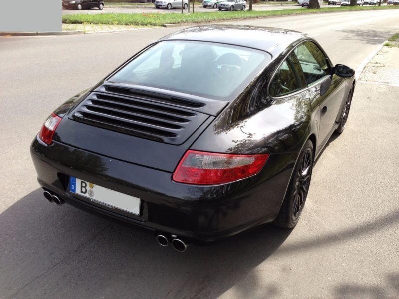 verkauft porsche 997 gebraucht 2008 km in berlin autouncle. Black Bedroom Furniture Sets. Home Design Ideas