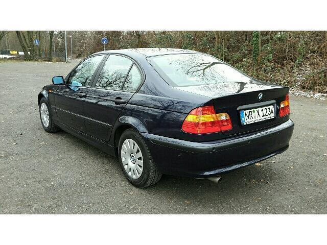 verkauft bmw 316 3er gebraucht 2003 km in neuwied. Black Bedroom Furniture Sets. Home Design Ideas