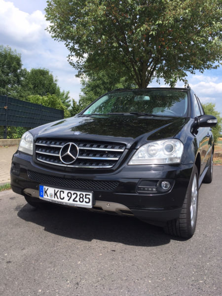 verkauft mercedes ml420 cdi 4matic 7g gebraucht 2007 km in k ln l venich. Black Bedroom Furniture Sets. Home Design Ideas