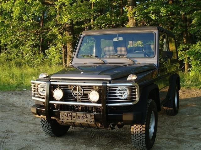 verkauft mercedes g230 w460 2 cabrio g gebraucht 1989 km in veitsh chheim. Black Bedroom Furniture Sets. Home Design Ideas