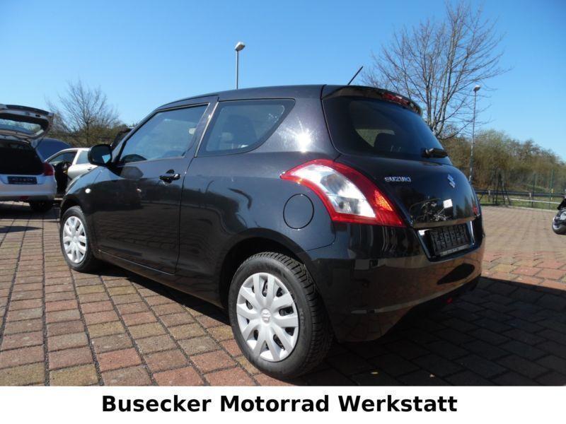 Verkauft Suzuki Swift 1 2 Comfort Wen Gebraucht 2011