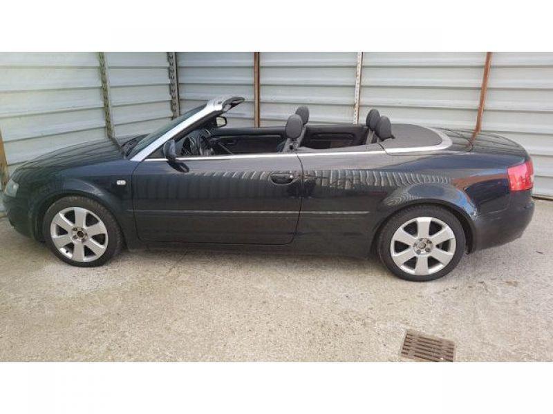 verkauft audi a4 cabriolet 3 0 cabriol gebraucht 2005 km in l beck. Black Bedroom Furniture Sets. Home Design Ideas