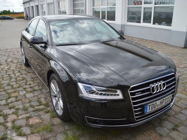 verkauft audi a8 limousine 3 0 tdi qua gebraucht 2015 km in torgau. Black Bedroom Furniture Sets. Home Design Ideas