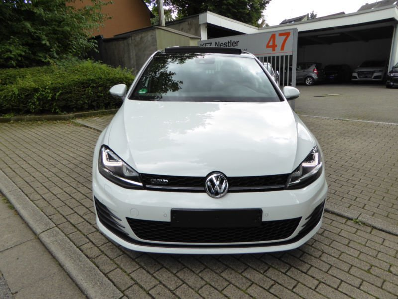 verkauft vw golf 2 0l tdi gtd 6 gang gebraucht 2016 0 km in essen. Black Bedroom Furniture Sets. Home Design Ideas