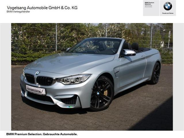verkauft bmw m4 cabriolet m drivers p gebraucht 2015. Black Bedroom Furniture Sets. Home Design Ideas