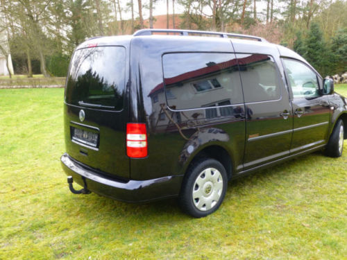 verkauft vw caddy 1 6 tdi maxi gebraucht 2011 km. Black Bedroom Furniture Sets. Home Design Ideas