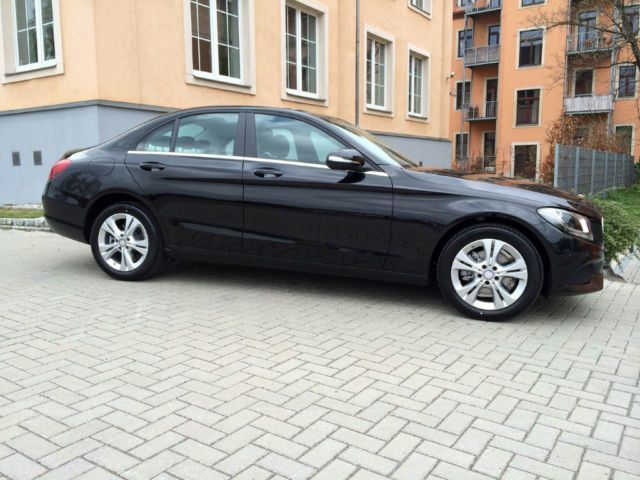 verkauft mercedes c200 c 200my2014 par gebraucht 2014 km in dresden. Black Bedroom Furniture Sets. Home Design Ideas