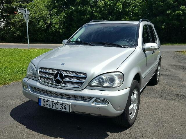 verkauft mercedes ml270 mercedesinspir gebraucht 2003 km in frankfurt. Black Bedroom Furniture Sets. Home Design Ideas