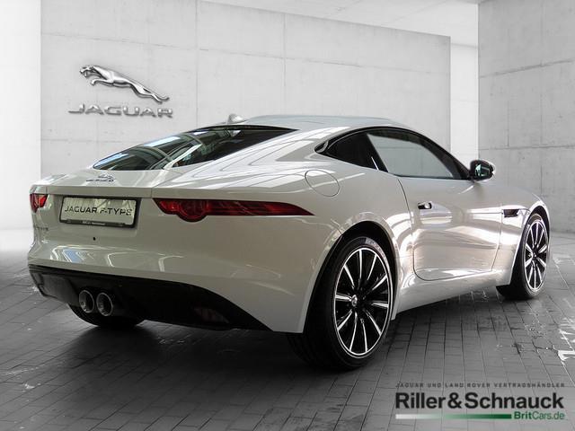 verkauft jaguar f type v6 coupe black gebraucht 2016 km in berlin. Black Bedroom Furniture Sets. Home Design Ideas