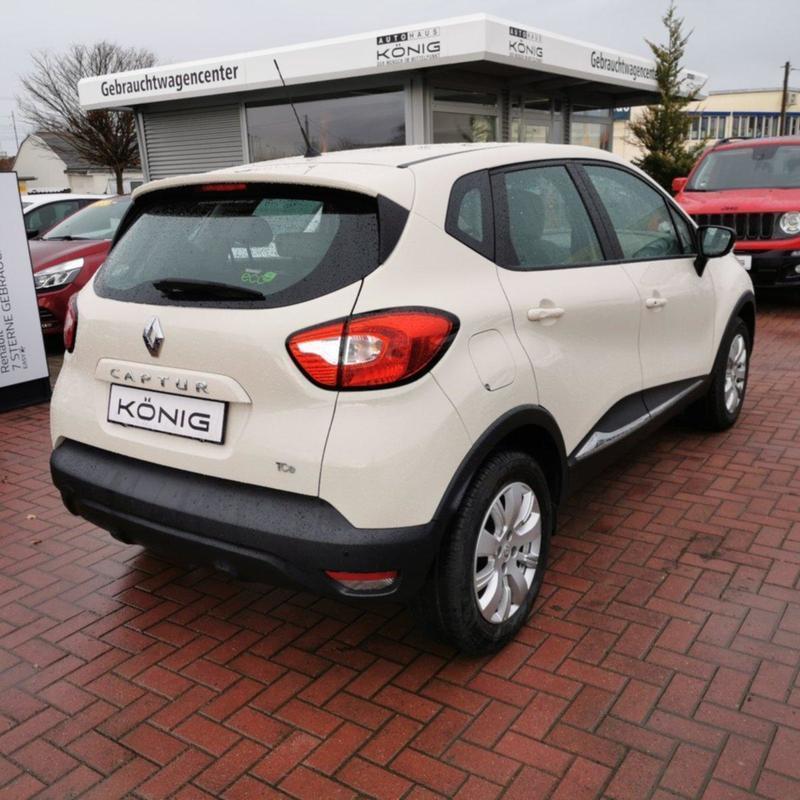 Verkauft Renault Captur 0.90 TCe 90 Eco, Gebraucht 2015