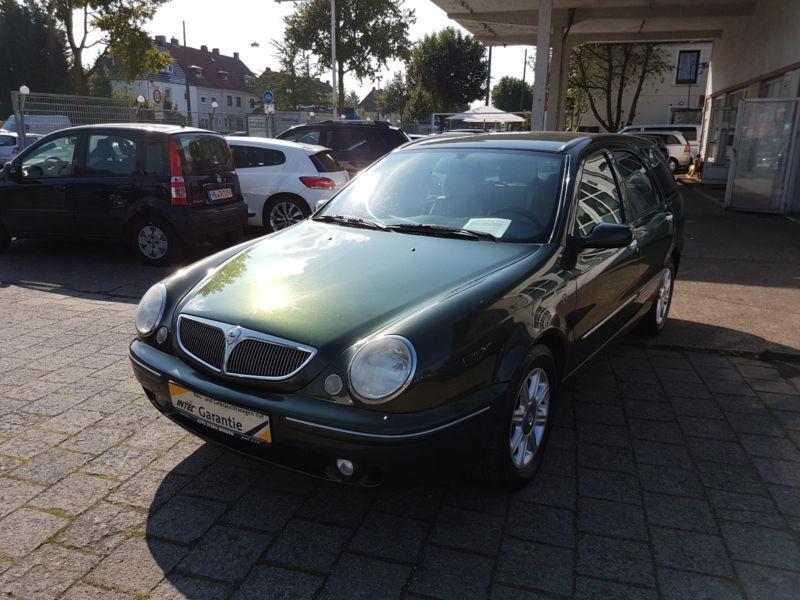 verkauft lancia lybra station wagon 1.., gebraucht 2004, 232.000 km