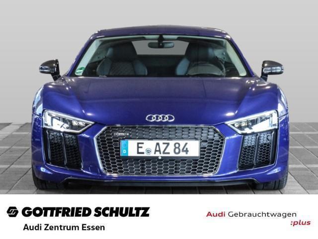 gebraucht Audi R8 Coupé V10 Plus 5.2 FSI quattro S-tronic, Virtua - Leder,Klima,Sitzheizung,Alu,