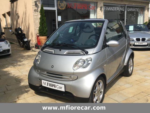 verkauft smart fortwo cabrio gebraucht 2003 km in bensheim. Black Bedroom Furniture Sets. Home Design Ideas