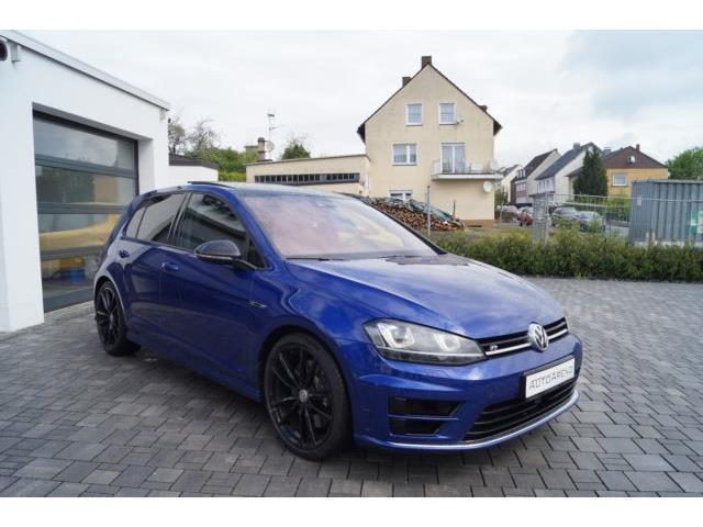 verkauft vw golf r vii 4motion bmt car gebraucht 2016 km in bitburg. Black Bedroom Furniture Sets. Home Design Ideas