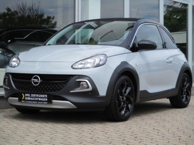 verkauft opel adam rocks s navi faltda gebraucht 2016 km in westerburg. Black Bedroom Furniture Sets. Home Design Ideas