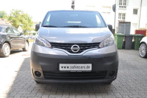 Nissan Evalia 2019 >> Verkauft Nissan Evalia NV200 / 1.5Kast., gebraucht 2013, 83.500 km in Ispringen