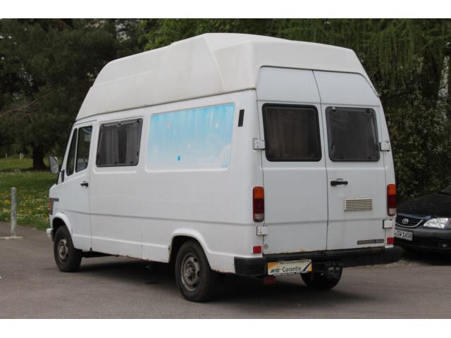 Gebraucht *Magellan* Wohnmobil / Hochdach / Küche Mercedes ...
