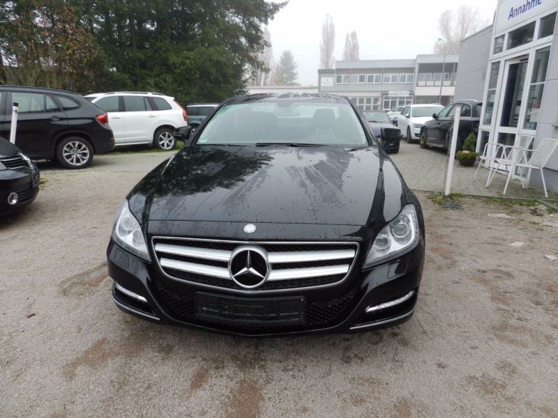 verkauft mercedes cls350 bluetec aut gebraucht 2013. Black Bedroom Furniture Sets. Home Design Ideas
