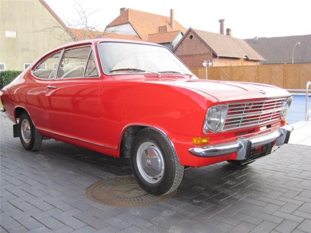 verkauft opel kadett b coupe f gebraucht 1971 km. Black Bedroom Furniture Sets. Home Design Ideas