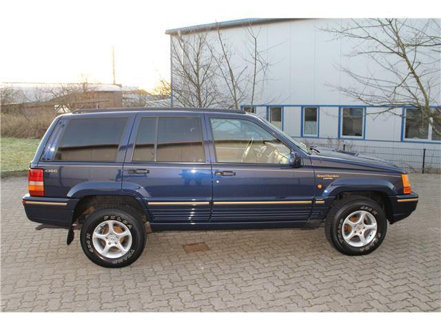 verkauft jeep grand cherokee 4 0 gebraucht 1994 km in brandenburg an de. Black Bedroom Furniture Sets. Home Design Ideas