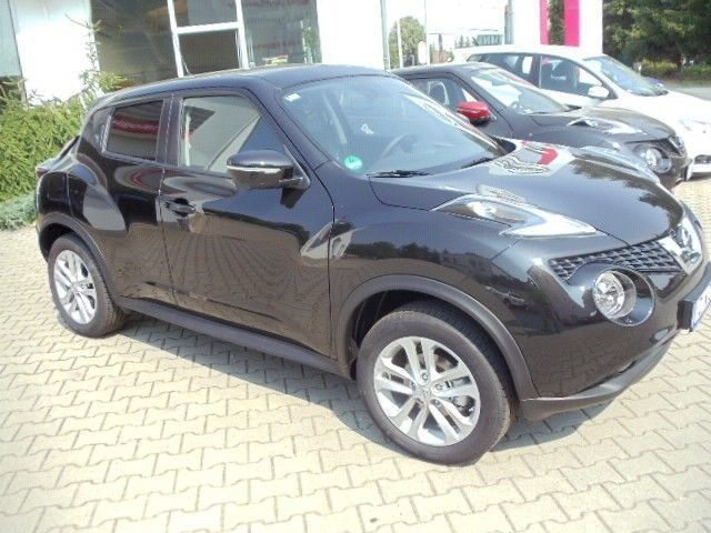 verkauft nissan juke 1 2 acenta 4x2 11 gebraucht 2015 9. Black Bedroom Furniture Sets. Home Design Ideas