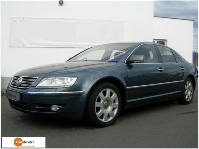 verkauft vw phaeton 5 0 v10 tdi 4motio gebraucht 2004 km in willmering. Black Bedroom Furniture Sets. Home Design Ideas