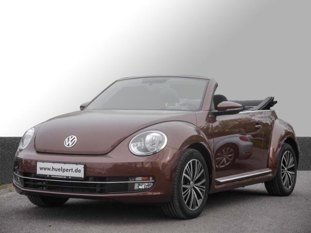 verkauft vw beetle cabrio 1 2 allstar gebraucht 2016. Black Bedroom Furniture Sets. Home Design Ideas