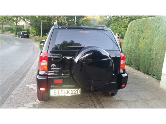 verkauft toyota rav4 4x2 gebraucht 2003 km in ganderkesee. Black Bedroom Furniture Sets. Home Design Ideas