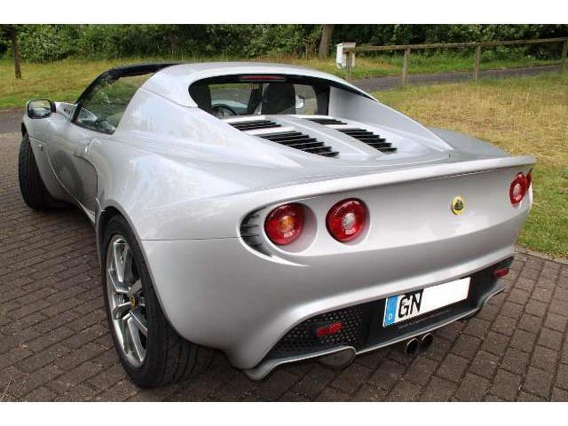 verkauft lotus elise 111 r gebraucht 2005 km in. Black Bedroom Furniture Sets. Home Design Ideas
