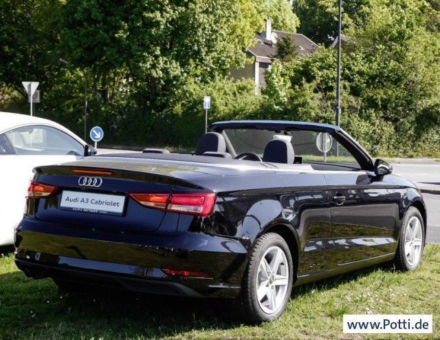 verkauft audi a3 cabriolet 1 4 tfsi ak gebraucht 2017 6. Black Bedroom Furniture Sets. Home Design Ideas