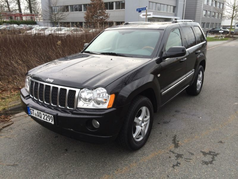 verkauft jeep grand cherokee 3 0 crd d gebraucht 2007 km in mannheim. Black Bedroom Furniture Sets. Home Design Ideas