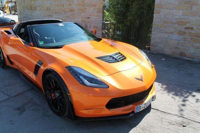 verkauft corvette z06 3lz 6 2 v8 autom gebraucht 2015. Black Bedroom Furniture Sets. Home Design Ideas