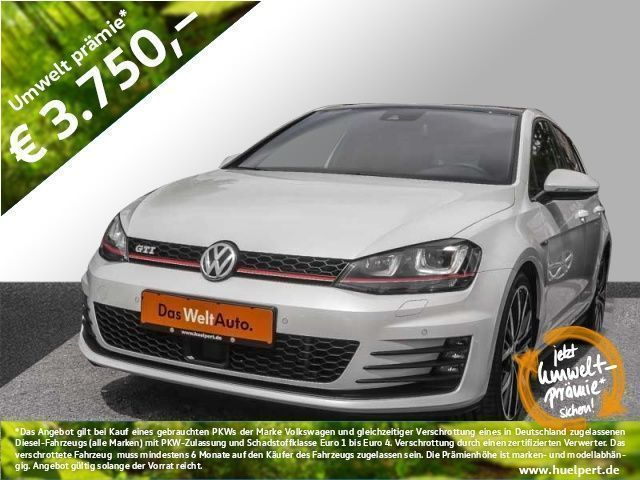 verkauft vw golf gti dsg pano dcc lede gebraucht 2016 km in dortmund. Black Bedroom Furniture Sets. Home Design Ideas