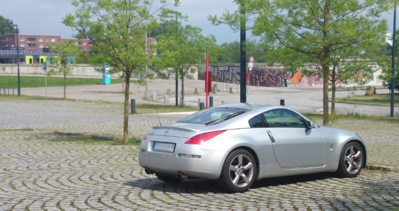 verkauft nissan 350z usa reimport gebraucht 2008 km in jettingen. Black Bedroom Furniture Sets. Home Design Ideas
