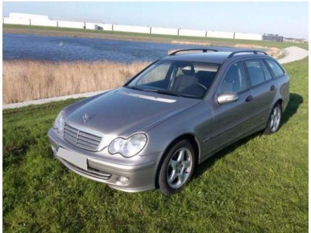 gebraucht t cdi classic mercedes c200 2004 km in braunschweig. Black Bedroom Furniture Sets. Home Design Ideas