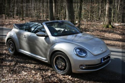 verkauft vw beetle cabrio dsg leder gebraucht 2013. Black Bedroom Furniture Sets. Home Design Ideas