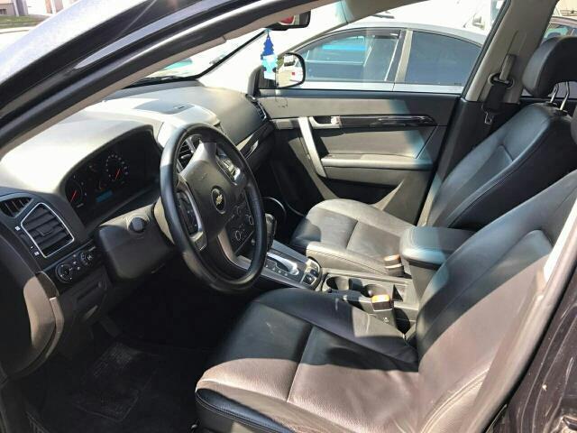 Verkauft Chevrolet Captiva 22 Diesel Gebraucht 2012 65000 Km