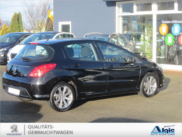 verkauft peugeot 308 120 vti allure g gebraucht 2012 km in wismar. Black Bedroom Furniture Sets. Home Design Ideas