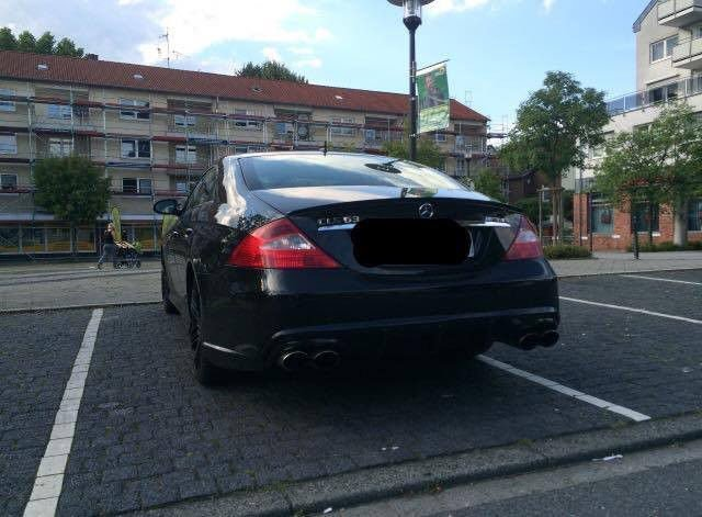verkauft mercedes cls350 cgi 7g tronic gebraucht 2006 km in dortmund. Black Bedroom Furniture Sets. Home Design Ideas