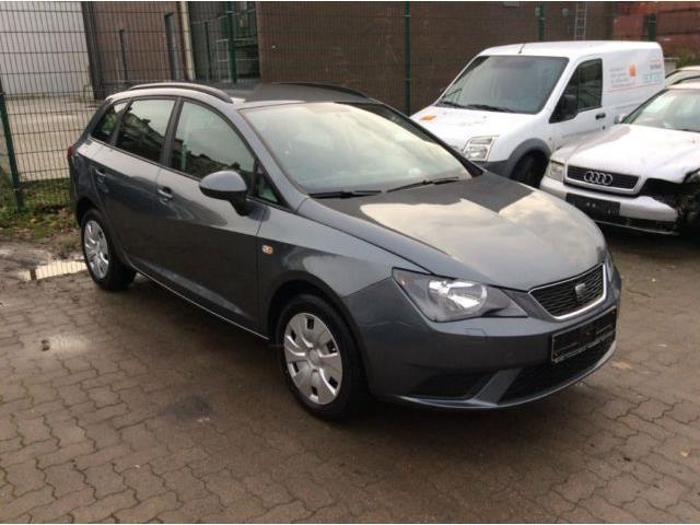 verkauft seat ibiza st 1 2 tsi style gebraucht 2015 km in hamburg. Black Bedroom Furniture Sets. Home Design Ideas