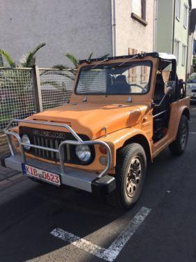 verkauft suzuki lj 80 jeep gebraucht 1981 km in. Black Bedroom Furniture Sets. Home Design Ideas