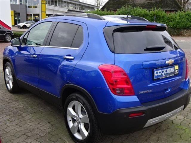 verkauft chevrolet trax 1 7 lt 96kw o gebraucht 2013 km in stade. Black Bedroom Furniture Sets. Home Design Ideas