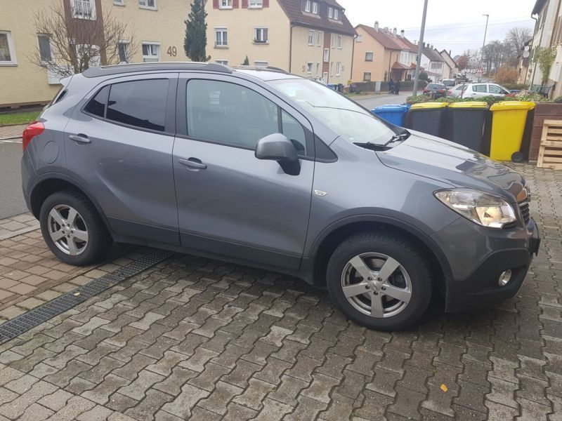 verkauft opel mokka 1 7 cdti ecoflex s gebraucht 2014 km in spaichingen. Black Bedroom Furniture Sets. Home Design Ideas