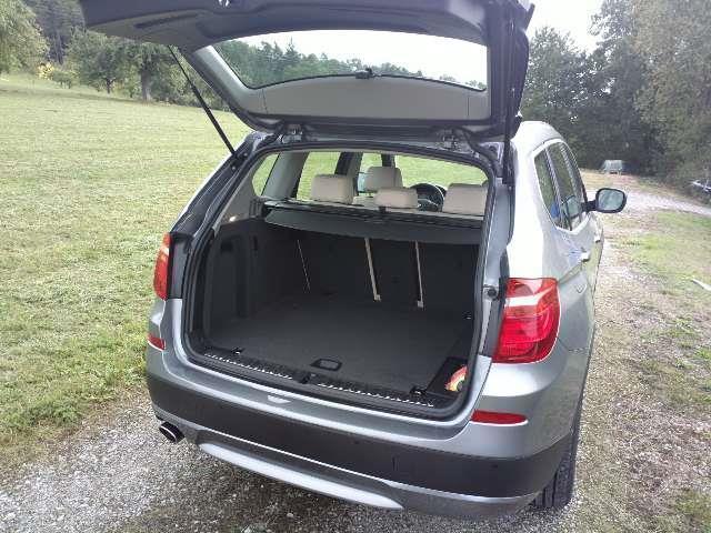 verkauft bmw x3 xdrive20d gebraucht 2013 km in weihenzell. Black Bedroom Furniture Sets. Home Design Ideas