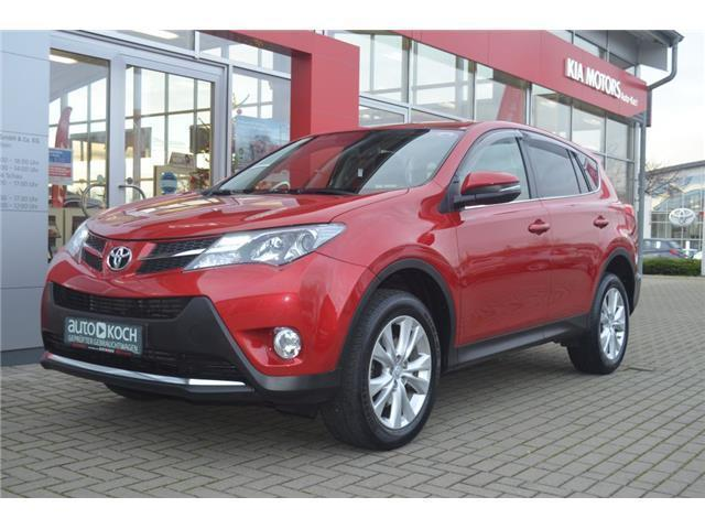 gebraucht 2 2 d 4d 4x4 automatik start edition toyota rav4 2013 km in eschweiler. Black Bedroom Furniture Sets. Home Design Ideas
